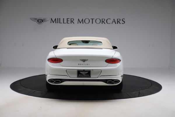 New 2020 Bentley Continental GTC V8 for sale $279,560 at Maserati of Westport in Westport CT 06880 17