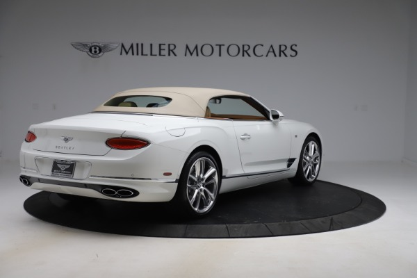 New 2020 Bentley Continental GTC V8 for sale $279,560 at Maserati of Westport in Westport CT 06880 18