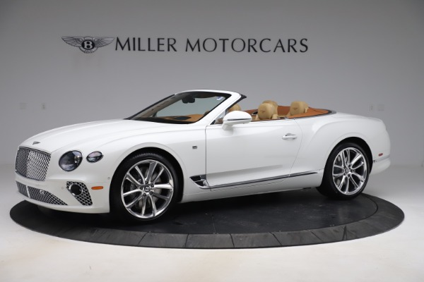 New 2020 Bentley Continental GTC V8 for sale $279,560 at Maserati of Westport in Westport CT 06880 2