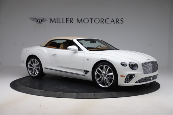 New 2020 Bentley Continental GTC V8 for sale $279,560 at Maserati of Westport in Westport CT 06880 20