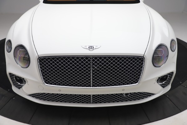 New 2020 Bentley Continental GTC V8 for sale $279,560 at Maserati of Westport in Westport CT 06880 22