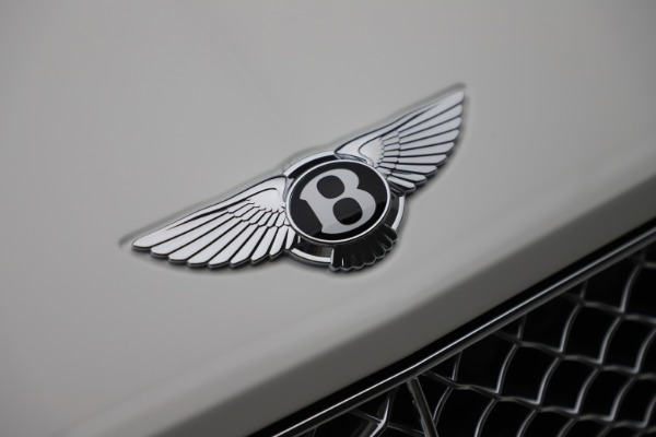 New 2020 Bentley Continental GTC V8 for sale $279,560 at Maserati of Westport in Westport CT 06880 23