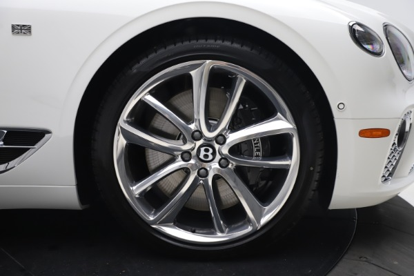 New 2020 Bentley Continental GTC V8 for sale $279,560 at Maserati of Westport in Westport CT 06880 24