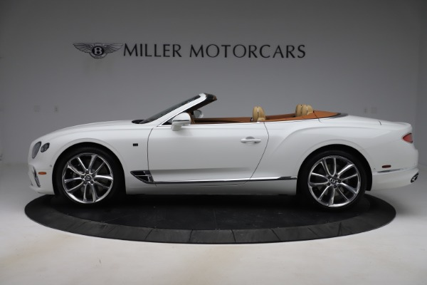 New 2020 Bentley Continental GTC V8 for sale $279,560 at Maserati of Westport in Westport CT 06880 3