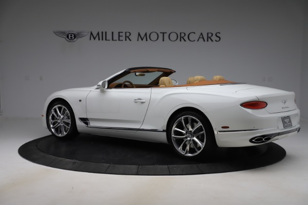 New 2020 Bentley Continental GTC V8 for sale $279,560 at Maserati of Westport in Westport CT 06880 4