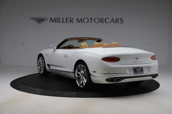 New 2020 Bentley Continental GTC V8 for sale $279,560 at Maserati of Westport in Westport CT 06880 5