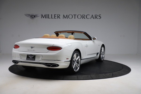 New 2020 Bentley Continental GTC V8 for sale $279,560 at Maserati of Westport in Westport CT 06880 7