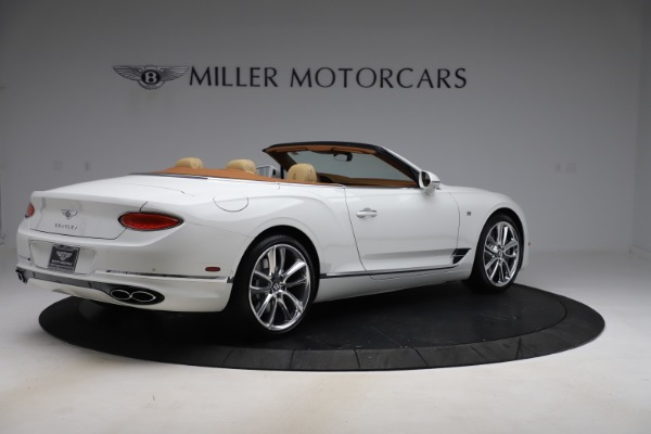 New 2020 Bentley Continental GTC V8 for sale $279,560 at Maserati of Westport in Westport CT 06880 8