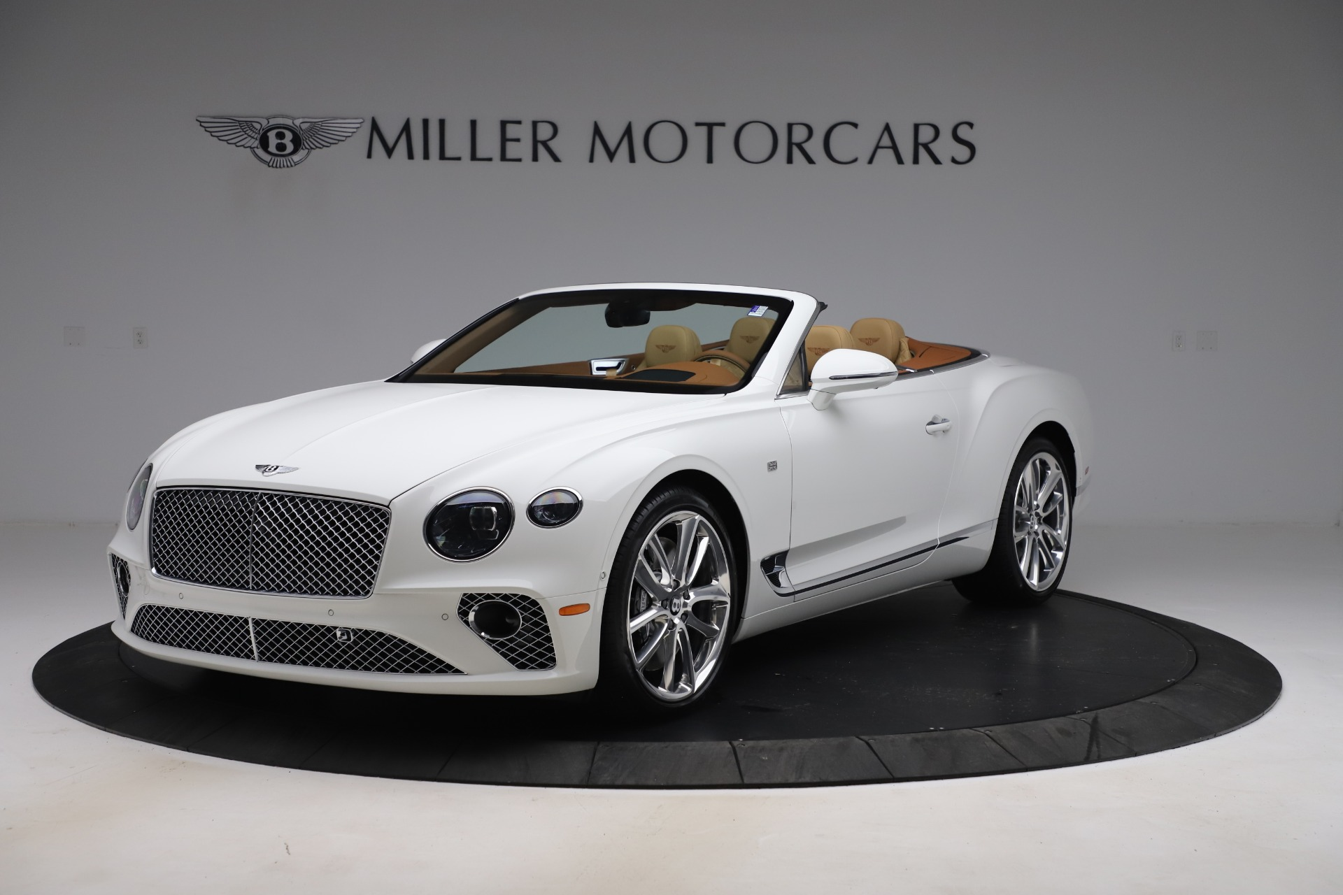 New 2020 Bentley Continental GTC V8 for sale $279,560 at Maserati of Westport in Westport CT 06880 1