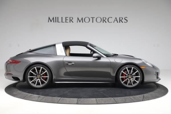 Used 2017 Porsche 911 Targa 4S for sale $119,900 at Maserati of Westport in Westport CT 06880 16