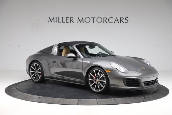 Used 2017 Porsche 911 Targa 4S for sale $119,900 at Maserati of Westport in Westport CT 06880 17