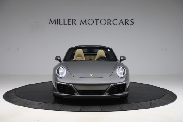 Used 2017 Porsche 911 Targa 4S for sale $119,900 at Maserati of Westport in Westport CT 06880 18