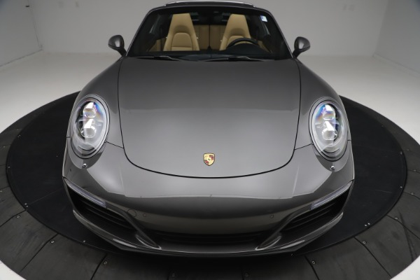 Used 2017 Porsche 911 Targa 4S for sale $119,900 at Maserati of Westport in Westport CT 06880 19
