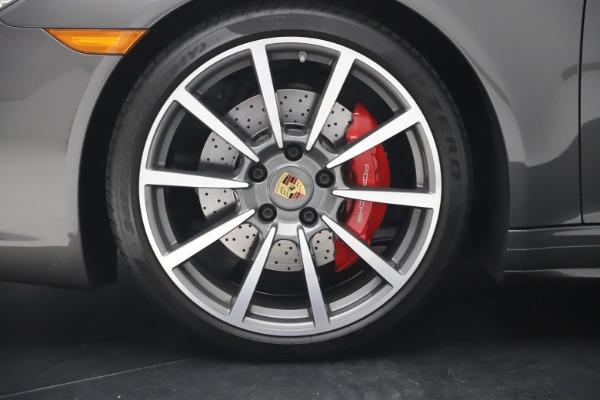 Used 2017 Porsche 911 Targa 4S for sale $119,900 at Maserati of Westport in Westport CT 06880 22