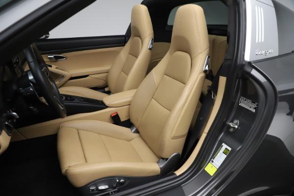 Used 2017 Porsche 911 Targa 4S for sale $119,900 at Maserati of Westport in Westport CT 06880 25