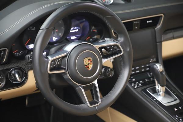 Used 2017 Porsche 911 Targa 4S for sale $119,900 at Maserati of Westport in Westport CT 06880 27