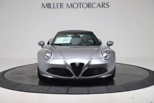 New 2020 Alfa Romeo 4C Spider for sale $78,795 at Maserati of Westport in Westport CT 06880 11