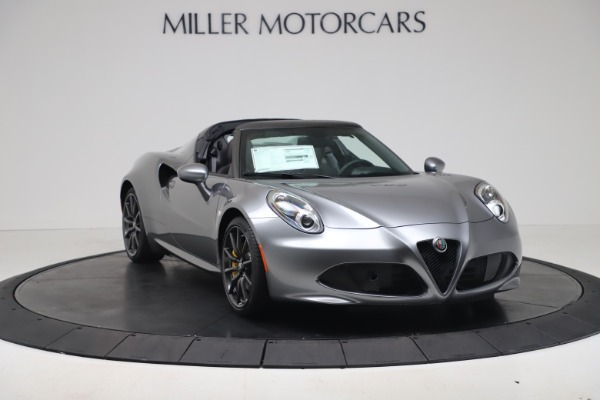 New 2020 Alfa Romeo 4C Spider for sale $78,795 at Maserati of Westport in Westport CT 06880 15
