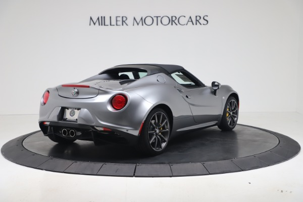 New 2020 Alfa Romeo 4C Spider for sale $78,795 at Maserati of Westport in Westport CT 06880 16