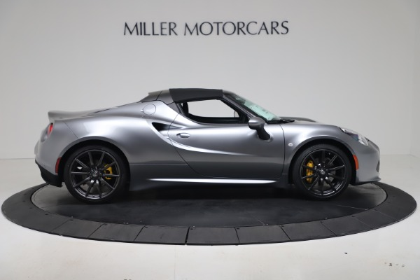 New 2020 Alfa Romeo 4C Spider for sale $78,795 at Maserati of Westport in Westport CT 06880 17