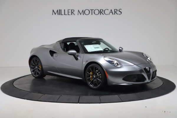 New 2020 Alfa Romeo 4C Spider for sale $78,795 at Maserati of Westport in Westport CT 06880 18
