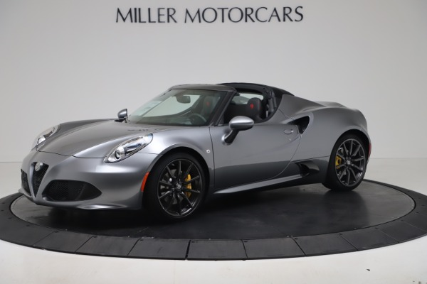New 2020 Alfa Romeo 4C Spider for sale $78,795 at Maserati of Westport in Westport CT 06880 2