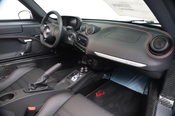 New 2020 Alfa Romeo 4C Spider for sale $78,795 at Maserati of Westport in Westport CT 06880 23