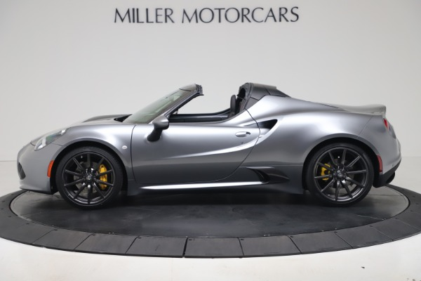 New 2020 Alfa Romeo 4C Spider for sale $78,795 at Maserati of Westport in Westport CT 06880 3