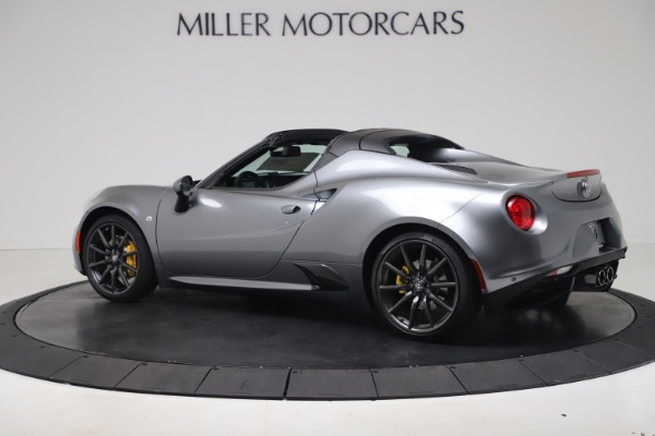 New 2020 Alfa Romeo 4C Spider for sale $78,795 at Maserati of Westport in Westport CT 06880 4