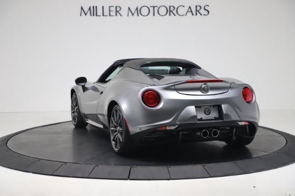 New 2020 Alfa Romeo 4C Spider for sale $78,795 at Maserati of Westport in Westport CT 06880 5