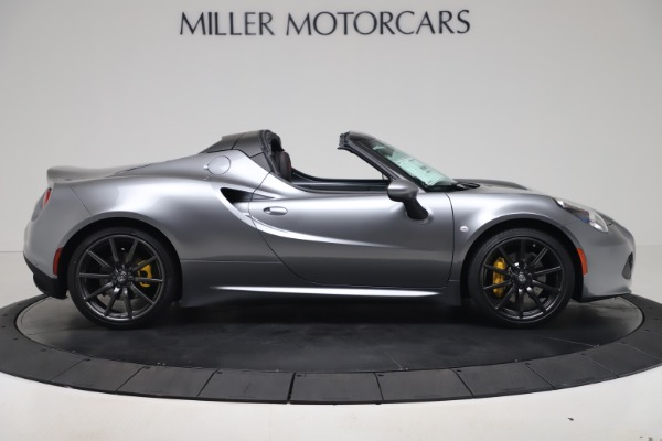 New 2020 Alfa Romeo 4C Spider for sale $78,795 at Maserati of Westport in Westport CT 06880 9