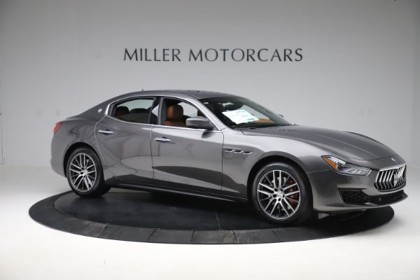 New 2020 Maserati Ghibli S Q4 for sale $86,285 at Maserati of Westport in Westport CT 06880 10