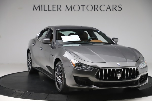 New 2020 Maserati Ghibli S Q4 for sale $86,285 at Maserati of Westport in Westport CT 06880 11