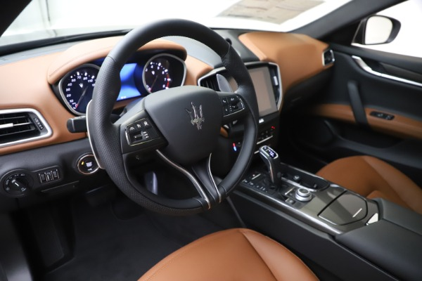 New 2020 Maserati Ghibli S Q4 for sale $86,285 at Maserati of Westport in Westport CT 06880 13