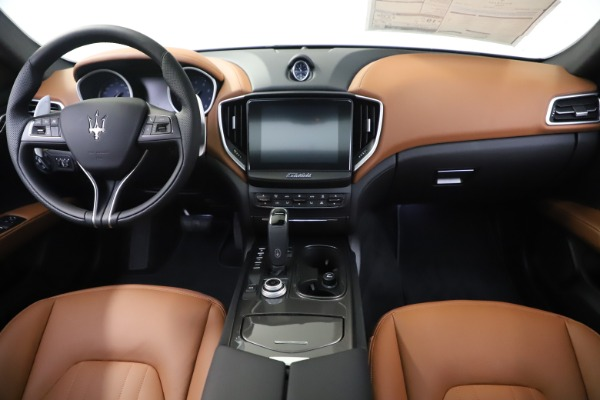 New 2020 Maserati Ghibli S Q4 for sale $86,285 at Maserati of Westport in Westport CT 06880 16