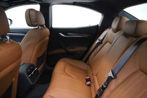 New 2020 Maserati Ghibli S Q4 for sale $86,285 at Maserati of Westport in Westport CT 06880 19