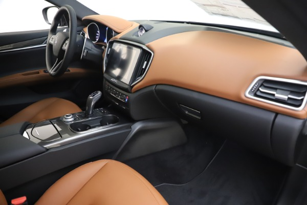 New 2020 Maserati Ghibli S Q4 for sale $86,285 at Maserati of Westport in Westport CT 06880 22