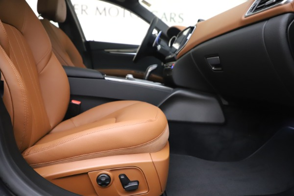 New 2020 Maserati Ghibli S Q4 for sale $86,285 at Maserati of Westport in Westport CT 06880 23