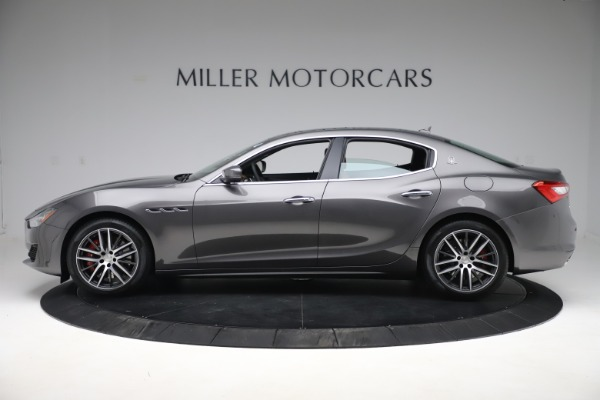 New 2020 Maserati Ghibli S Q4 for sale $86,285 at Maserati of Westport in Westport CT 06880 3