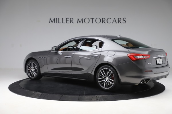 New 2020 Maserati Ghibli S Q4 for sale $86,285 at Maserati of Westport in Westport CT 06880 4