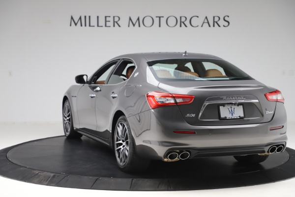 New 2020 Maserati Ghibli S Q4 for sale $86,285 at Maserati of Westport in Westport CT 06880 5