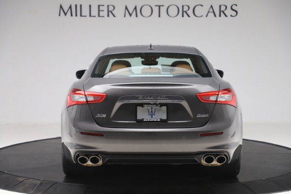 New 2020 Maserati Ghibli S Q4 for sale $86,285 at Maserati of Westport in Westport CT 06880 6