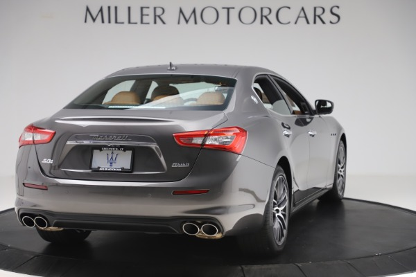 New 2020 Maserati Ghibli S Q4 for sale $86,285 at Maserati of Westport in Westport CT 06880 7