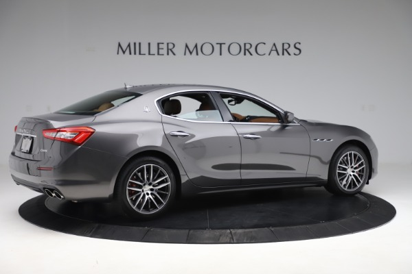 New 2020 Maserati Ghibli S Q4 for sale $86,285 at Maserati of Westport in Westport CT 06880 8