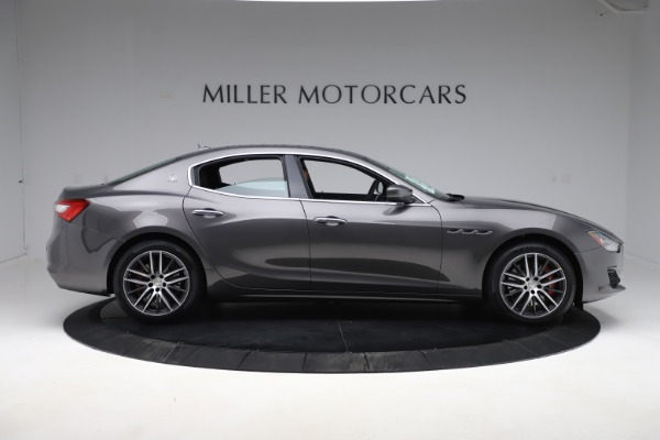 New 2020 Maserati Ghibli S Q4 for sale $86,285 at Maserati of Westport in Westport CT 06880 9