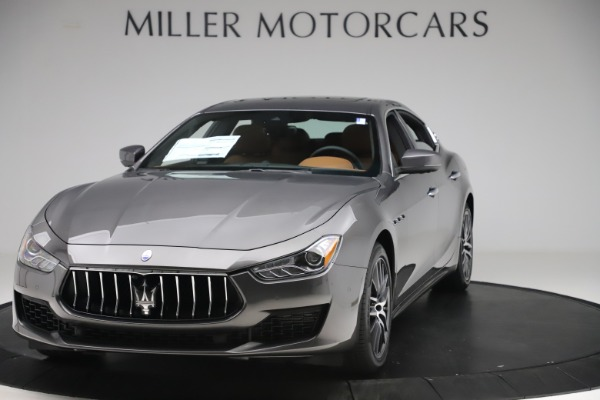 New 2020 Maserati Ghibli S Q4 for sale $86,285 at Maserati of Westport in Westport CT 06880 1