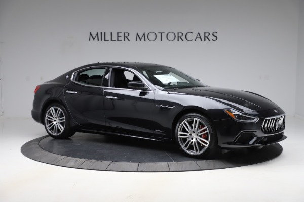 New 2020 Maserati Ghibli S Q4 GranSport for sale $88,285 at Maserati of Westport in Westport CT 06880 10