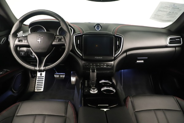 New 2020 Maserati Ghibli S Q4 GranSport for sale $88,285 at Maserati of Westport in Westport CT 06880 16
