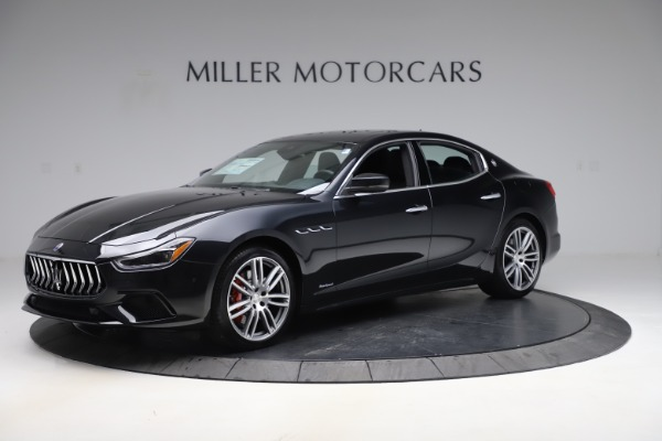 New 2020 Maserati Ghibli S Q4 GranSport for sale $88,285 at Maserati of Westport in Westport CT 06880 2