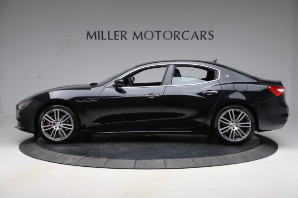 New 2020 Maserati Ghibli S Q4 GranSport for sale $88,285 at Maserati of Westport in Westport CT 06880 3